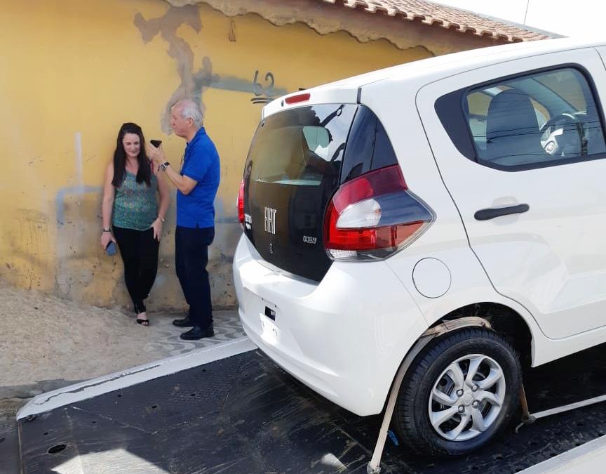 Rádio Municipalista realiza o sorteio de um carro 0 km