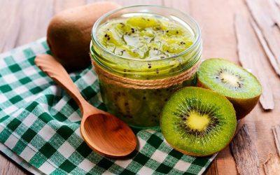 Geléia de Kiwi