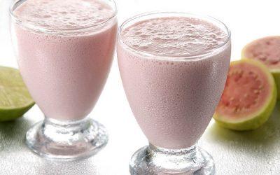 Iogurte de goiaba