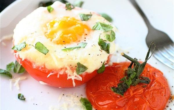 Tomovo (tomate com ovo)