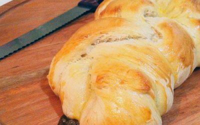 Pão de provolone